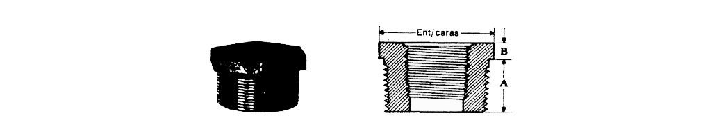 accesorios forjados medidas buje