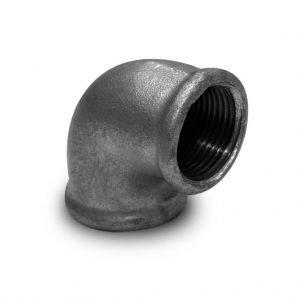 accesorios hierro maleable 150 codo 90 hh