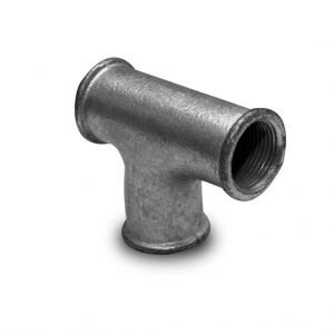 accesorios hierro maleable 150 tee 2