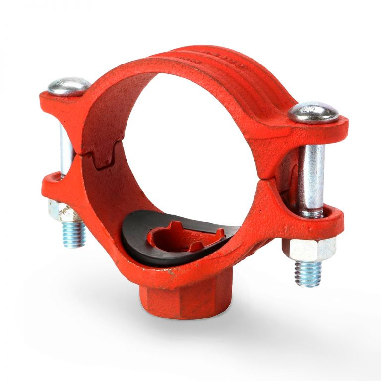 accesorios ranurados tee mecanica derivacion